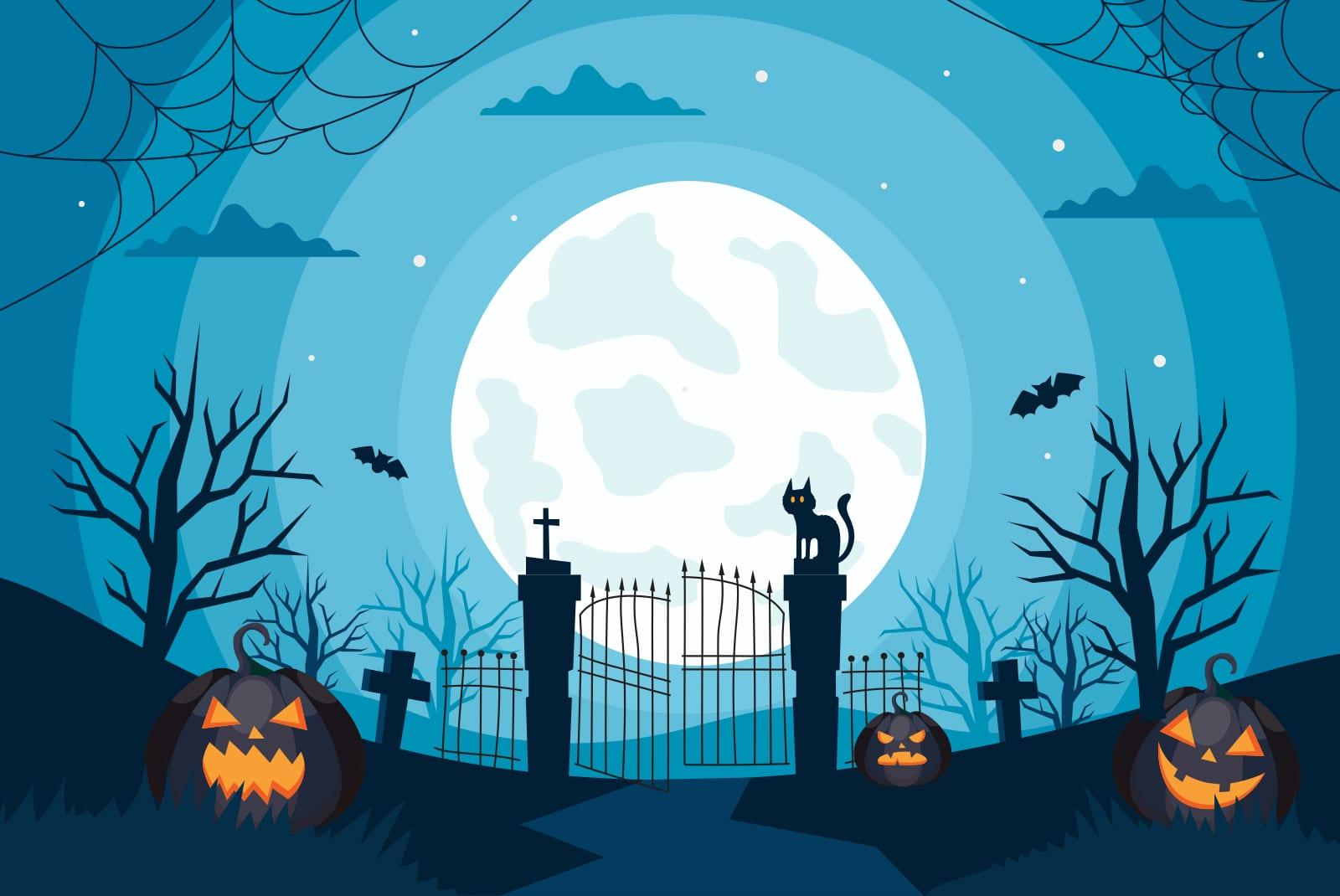 halloween werbesprecher, gruselige stimme buchen
