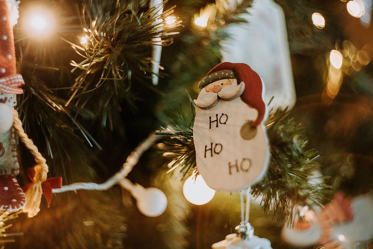 Weihnachtsmann Stimme Santa Clause Sprecher deutsch